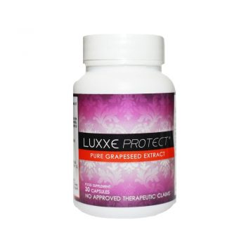Luxxe Protect   Pure Grapeseed Extract 30 Capsules 500mg 1 1000x